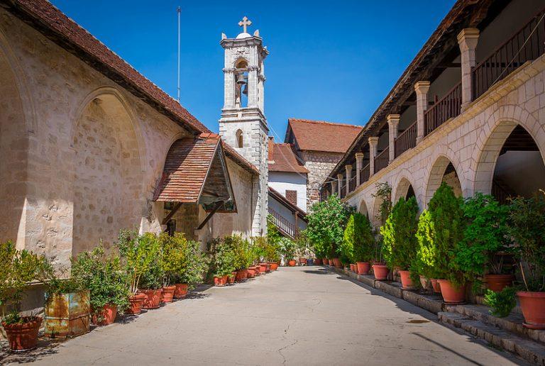 Monasteries of Cyprus