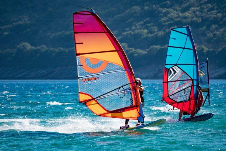 Windsurfing – Kitesurfing in Cyprus