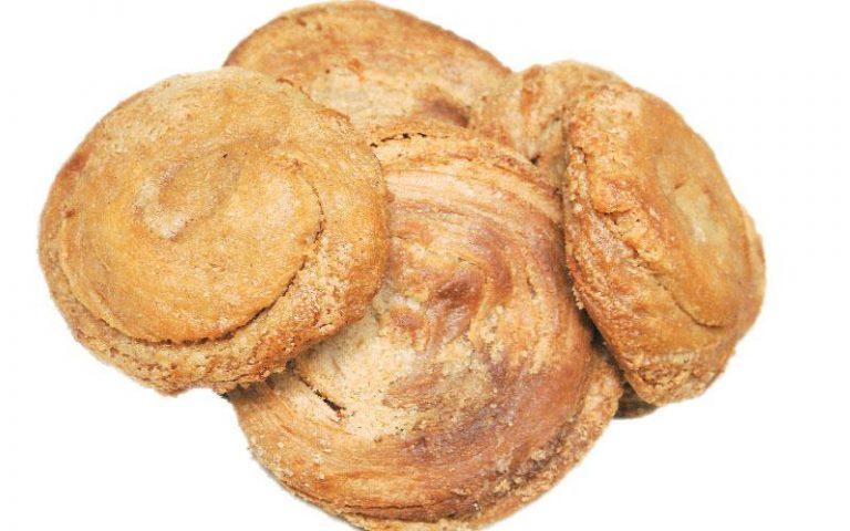 Tahini Pie (Tahinopitta)