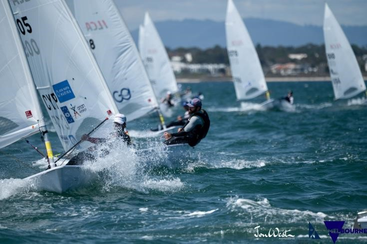 Cypriot sailor Pavlos Kontides tops again world ranking in Men's Laser
