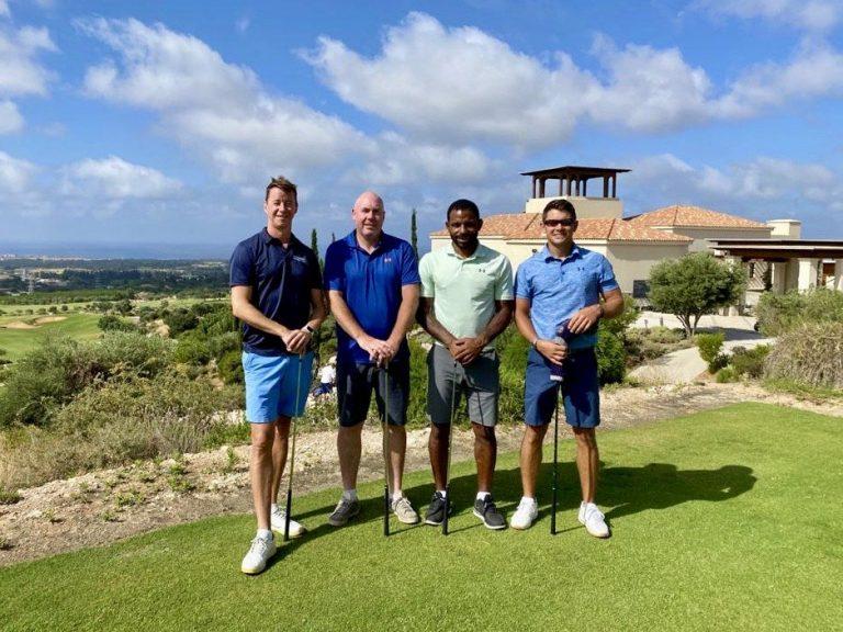 'Longest day' charity golf challenge