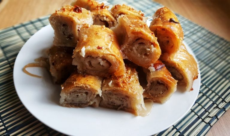 Kattimeri is a delicious, traditional Cypriot dessert with countless fans!!