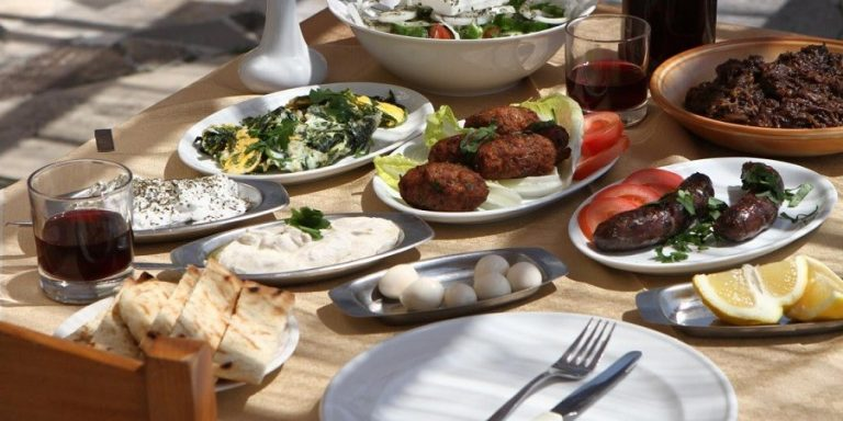Cyprus is all about taste and when it comes to food experiences, Cypriot Mezes is full of surprises!