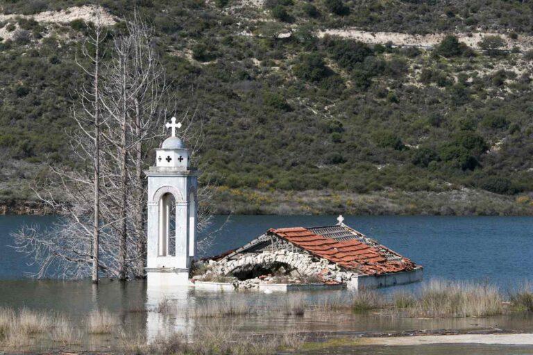 Church of Agios Nikolas in Alassa Village